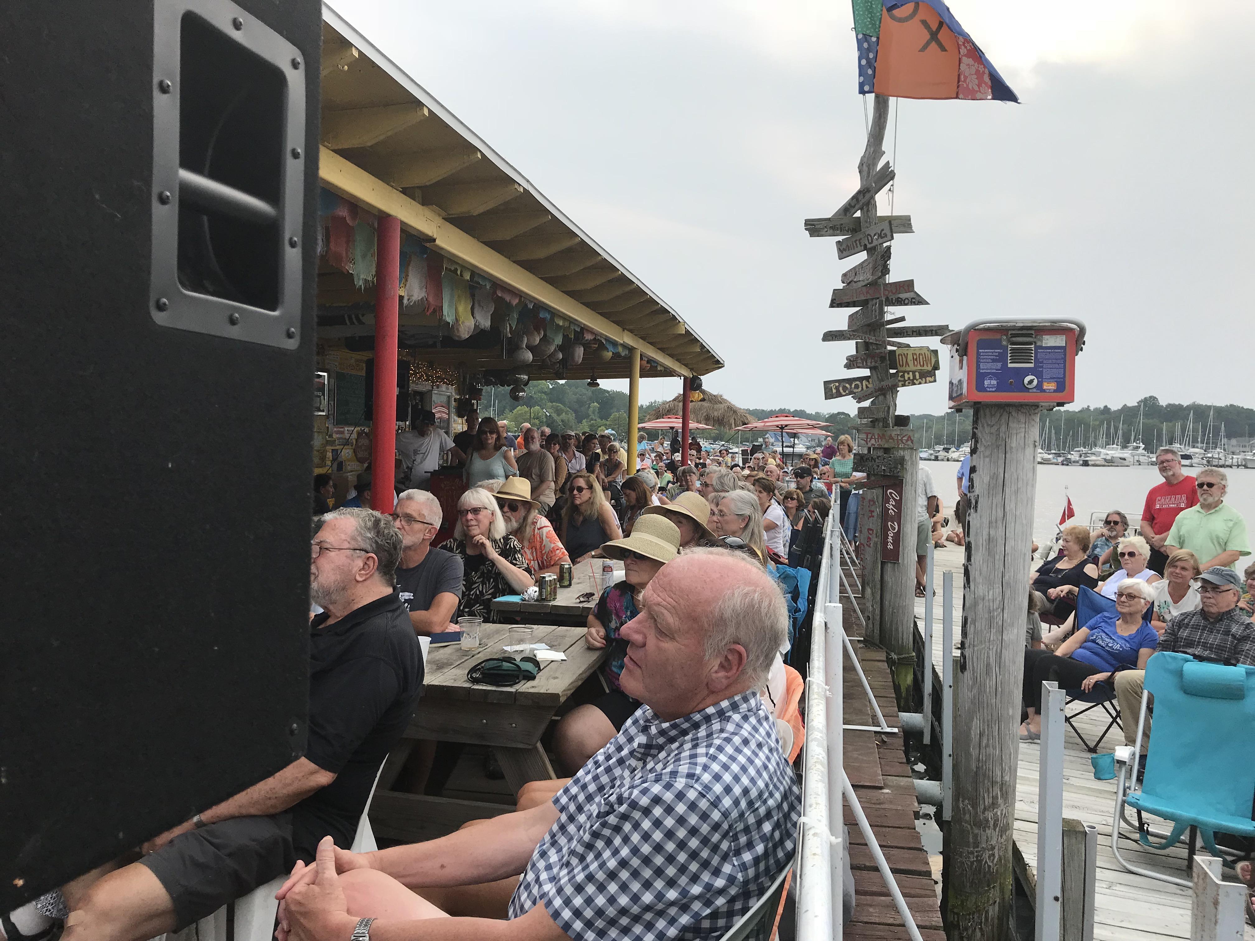 Red Dock Cafe Menu